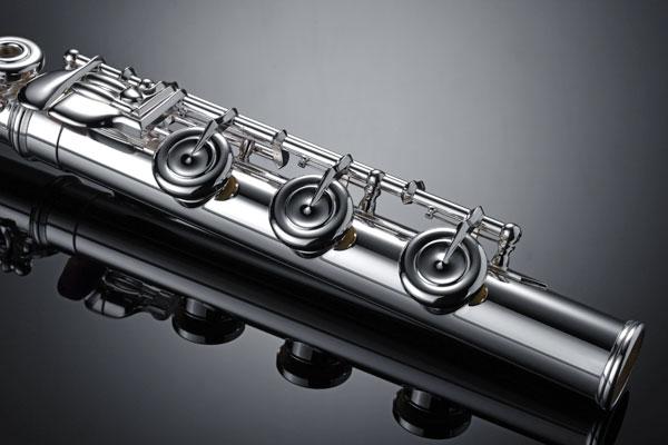 B-Foot flute